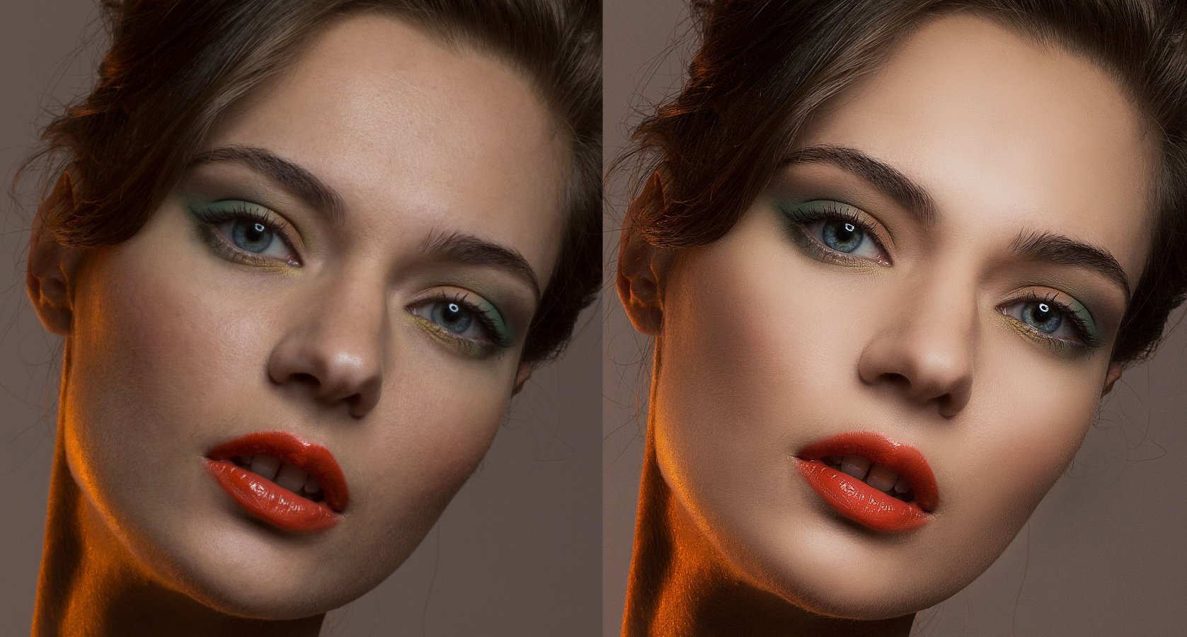 Photoshop Cubism - Create A Cubist Look In Photoshop - Art Professional photographic retouching tutorial