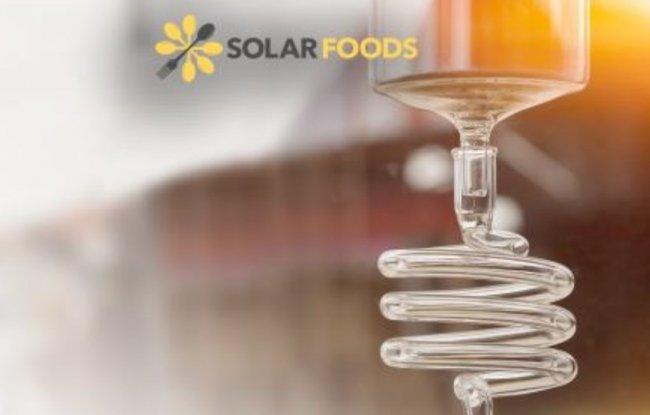 Стартап Solar Foods, который создает белок из воздуха, привлек €10 млн
